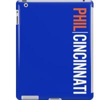 Philosophy | Cincinnati (O&W) iPad Case/Skin