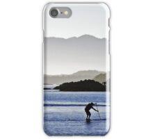 Paddle Boarding in Tofino iPhone Case/Skin