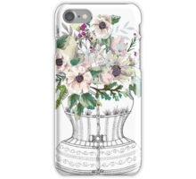 Corset and Flowers iPhone Case/Skin
