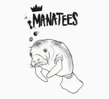 MANATEES by Sara Wilson