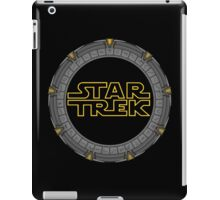 Starry Trek Gate Wars iPad Case/Skin