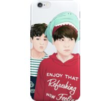 "BTS Suga - Jimin ""YoonMin"" SG'15 iPhone Case/Skin"