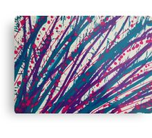 Psychedelic Splash  Metal Print