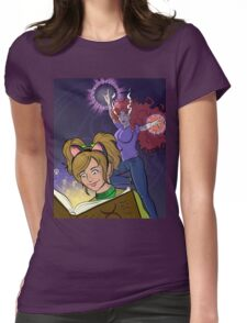Black Magic Women - Doctor Enigma Womens Fitted T-Shirt