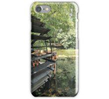Vizimalom (watermill) iPhone Case/Skin