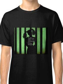 Harley Quinn Green Classic T-Shirt
