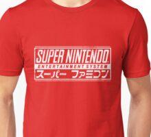 Japanese SNES Unisex T-Shirt