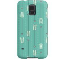 Arrows_Turquoise Samsung Galaxy Case/Skin