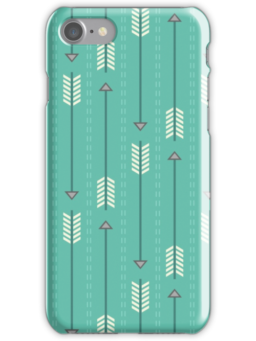 Arrows_Turquoise by kellabell9