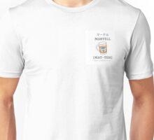 Singlish Pictorial: Martell, Mar-teh Unisex T-Shirt