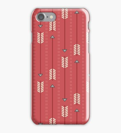 Arrows_Red iPhone Case/Skin