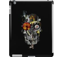 steam powered skull iPad Case/Skin