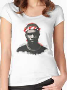 Frank Ocean No Name Women's Fitted Scoop T-Shirt