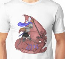 senior dragons hell yea Unisex T-Shirt