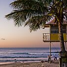 End of another day at Rainbow Bay by flexigav