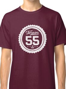 "Forever 55 Forever 55 ""The Freak"" White Imprint Commemorative Art Classic T-Shirt"