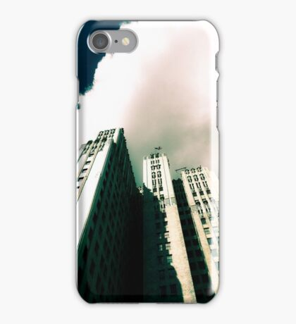 SFMOMA Balcony Perspective iPhone Case/Skin