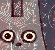 sad bunny Sticker