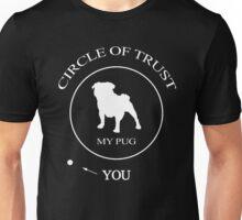 Funny Pug Dog Unisex T-Shirt