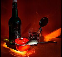 Little cast iron casserole dish by andreisky