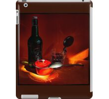 Little cast iron casserole dish iPad Case/Skin