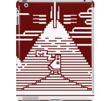 JOURNEY END MURAL iPad Case/Skin