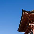 Kyoto Sky by Leah Rachcoff