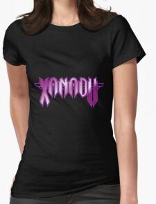 Xanadu Womens Fitted T-Shirt