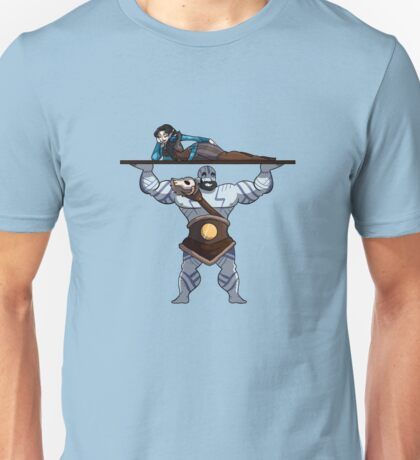 Vex and Grog Unisex T-Shirt