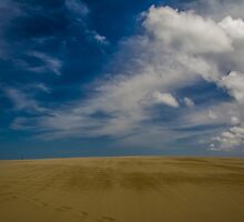 jockey's ridge, nags head, nc by johnlackphoto