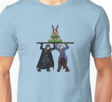 Vax, Percy, and Keyleth Unisex T-Shirt