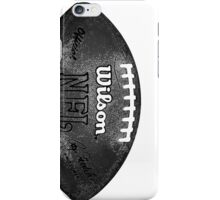 nfl football iPhone Case/Skin