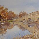Ross Bridge by Muriel Sluce by Wendy Dyer