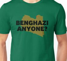 Benghazi Anyone Unisex T-Shirt
