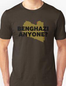 Benghazi Anyone Unisex T-Shirt