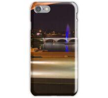Bond University under the arch iPhone Case/Skin