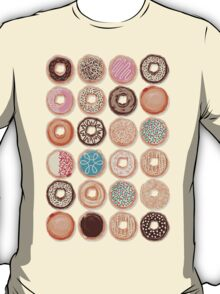 Nuts for Donuts T-Shirt