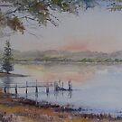 Lone Pine, Rosevears by Muriel Sluce by Wendy Dyer