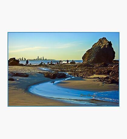 Around Currumbin Photographic Print