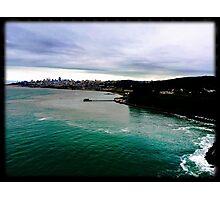 Bay Area View from Bridge Photographic Print