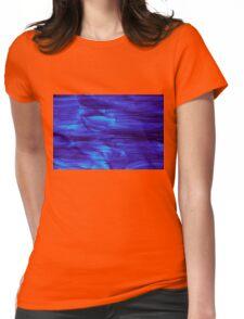 Flora Danica Blue Womens Fitted T-Shirt