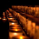 Light a candle for me by Richard Keech