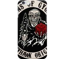 Sons of Gygax - Greyhawk Original iPhone Case/Skin
