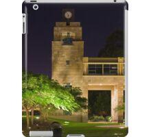 Bond University view 1 iPad Case/Skin