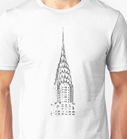 chrysler cutout Unisex T-Shirt