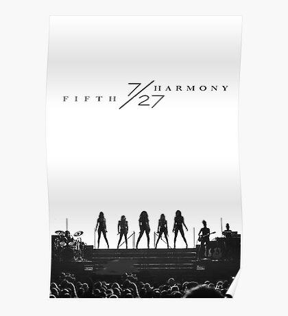 727 TOUR. Poster
