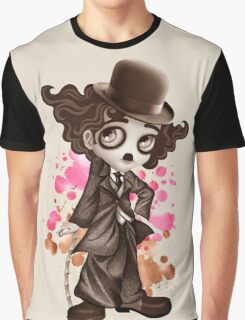 The Little Tramp Graphic T-Shirt