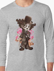 The Little Tramp Long Sleeve T-Shirt