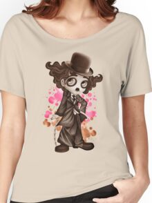 The Little Tramp Women's Relaxed Fit T-Shirt