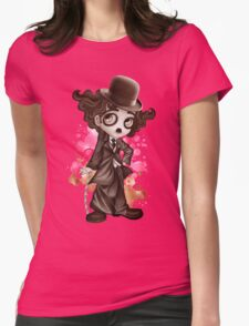 The Little Tramp Womens Fitted T-Shirt